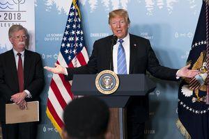 Chiến lược Iran chệch hướng, TT Trump nổi cáu với các cố vấn
