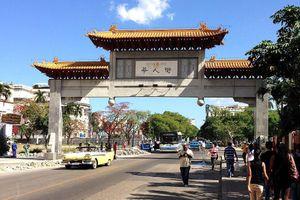 Khu phố Tàu ở thủ đô của Cuba có gì đặc biệt?