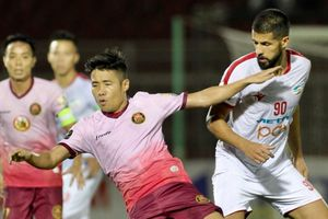 Highlights V.League 2019: Sài Gòn FC 3-0 CLB Viettel