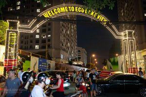 Cư dân diễu hành phản đối chủ đầu tư EcoLake View