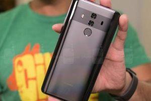 Điện thoại Huawei hết đường 'thở' tại Mỹ