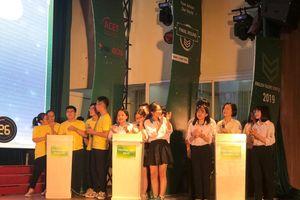 Chung kết cuộc thi Anh ngữ học sinh, sinh viên Thủ đô