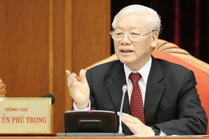 Bộ Chính trị họp xem xét tiếp thu ý kiến của T.Ư về Báo cáo chính trị Đại hội XIII