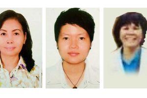 Sát hại 2 người rồi đổ bê tông ở Bình Dương: Lộ diện nhóm nữ nghi phạm