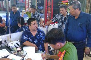 Bắt gã thợ bạc ở Tiền Giang trộm hơn 2 kg vàng của chủ tiệm