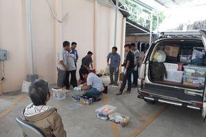 'Hai thi thể bị đổ bê tông': Lời khai ban đầu của 4 nghi phạm