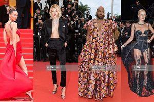 Thảm đỏ Cannes ngày 4: Loạt mỹ nhân hở bạo không sốc bằng nam DJ mặc váy