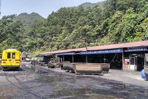 Tai nạn hầm lò khiến 5 công nhân thương vong