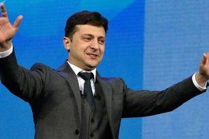 Tân tổng thống Zelensky đột ngột tuyên bố Ukraine sẽ giành lại Crưm