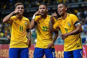 ĐT Brazil công bố đội hình 'dải ngân hà' dự Copa America 2019