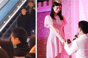 Cậu ấm nhà tỷ phú Macao vội cầu hôn 'nữ hoàng nội y' để tranh tài sản?