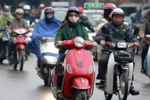 Không khí lạnh sắp tăng cường xuống miền Bắc và Bắc Trung Bộ