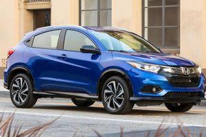 Phân khúc SUV đô thị cỡ nhỏ: Honda HR-V 'đội sổ' bán chậm