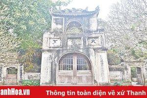Di tích thời Lý trên đất Hà Trung