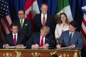 Mỹ đàm phán thương mại thành công với Canada và Mexico