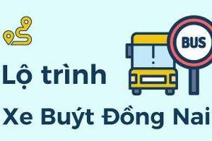 Các tuyến xe buýt Đồng Nai 2019: Danh sách lộ trình, giá vé, giờ chạy