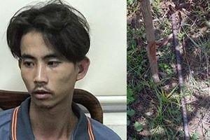 Hành trình chạy trốn của hung thủ gây trọng án ở đập thủy điện Ba Hạ