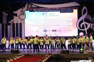 Đoàn hợp xướng Indonesia giành giải đặc biệt hội thi Hợp xướng quốc tế 2019
