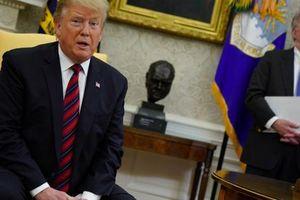 'Vừa xoa vừa đấm' đội ngũ cố vấn, Tổng thống Trump khẳng định ai mới là chính trong căng thẳng Iran