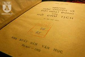 Khám phá cuốn sách 56 'tuổi' kể về thân thế, sự nghiệp của Chủ tịch Hồ Chí Minh
