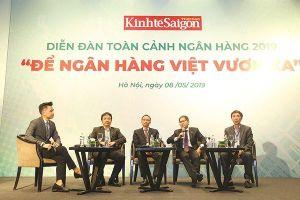 Tăng nội lực cho ngân hàng Việt: Cần vỗ bằng cả hai tay