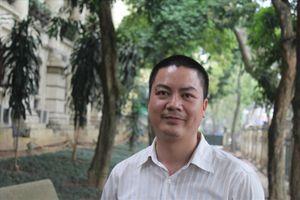 Nhà thơ Nguyễn Quang Hưng: Trân quý một vùng đất, là hướng về truyền thống, dân tộc