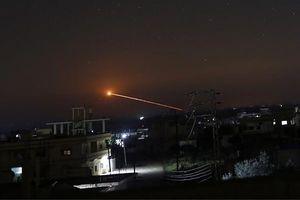 'Vật thể lạ' xâm nhập không phận Syria từ Israel