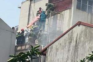 Cháy quán café trong ngày nắng nóng khủng khiếp, 2 người chết