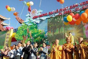Đại lễ Phật đản hướng đến thế giới từ bi, đoàn kết.