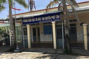 Một trưởng phòng giáo dục Cà Mau tự bạch về việc xài bằng giả