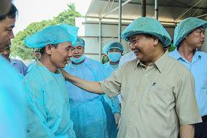 Thủ tướng chỉ đạo phòng chống dịch tả lợn Châu Phi tại Hà Nội