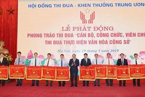 Thủ tướng Nguyễn Xuân Phúc: Xóa bỏ văn hóa 'Sáng cắp ô đi, chiều cắp về'