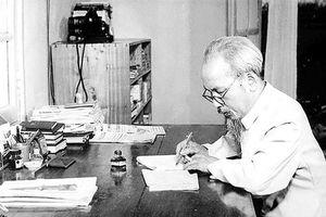 Những trang lưu bút đầy xúc động về Chủ tịch Hồ Chí Minh