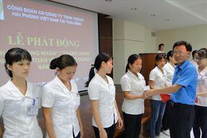 Thái Bình: Công đoàn Cty TNHH YaZaKi tư vấn pháp luật cho CNLĐ