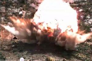 Siêu bom Mỹ vô hại với Iran?