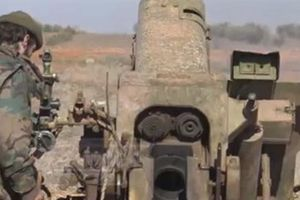 Syria áp dụng chiến thuật mới tấn công phiến quân