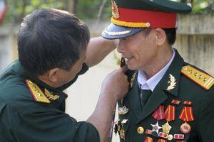 Ấn tượng ngày gặp lại của Bộ đội Trường Sơn sau 60 năm