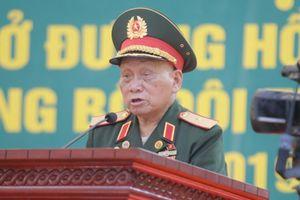 Tướng Võ Sở: Bom đạn trút ở Trường Sơn bằng chiến tranh thế giới 2
