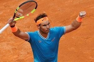 Djokovic chạm trán Nadal ở chung kết giải quần vợt Ý mở rộng