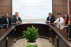 Ra mắt trung tâm nghiên cứu Ấn Độ đầu tiên tại TP HCM