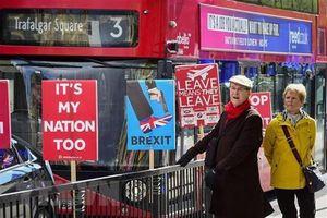 'Né' Brexit, nhiều người Anh nhập quốc tịch Pháp