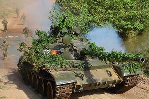 Quân đoàn 2: 'Thần tốc, Táo bạo, Quyết thắng' trong thời bình