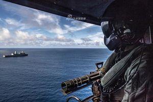 Ngạc nhiên Mỹ tập trận với trực thăng từ thời Chiến tranh Việt Nam