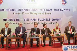 USCC 'mách nước' tăng cường giao thương Việt Nam - Hoa Kỳ