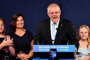 Chính phủ Australia trên đà lội ngược dòng ngoạn mục