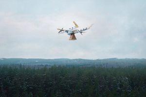 Phần Lan thử giao thực phẩm bằng drone