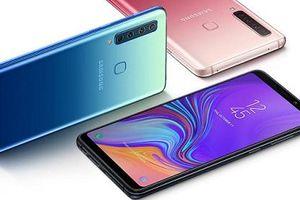 Samsung Galaxy A9 giảm giá mạnh tới 4,2 triệu đồng