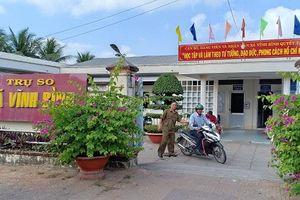Kỷ luật Bí thư Đảng ủy xã Vĩnh Bình