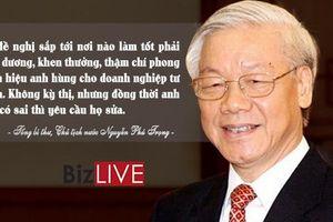 'Phong danh hiệu anh hùng cho doanh nghiệp tư nhân'