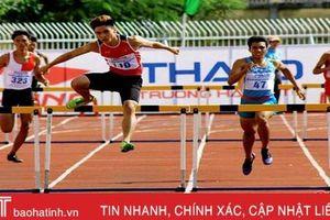 VĐV Hà Tĩnh giành HCV tại Giải điền kinh Thái Lan mở rộng